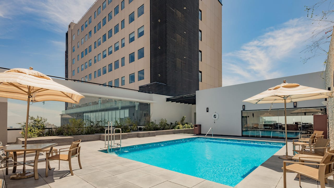 Hyatt House Mexico City / Santa Fe Pool
