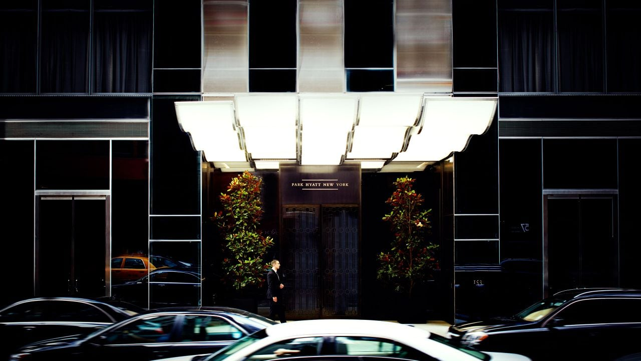 park hyatt new york exterior