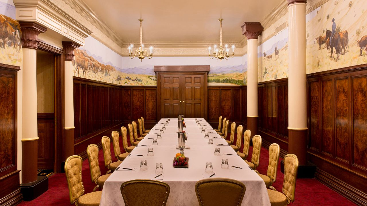 chisolm meeting room