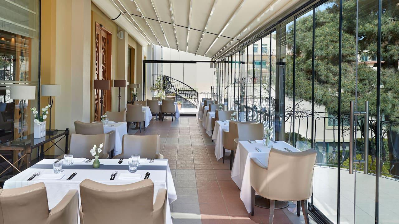 Mezzo terrace