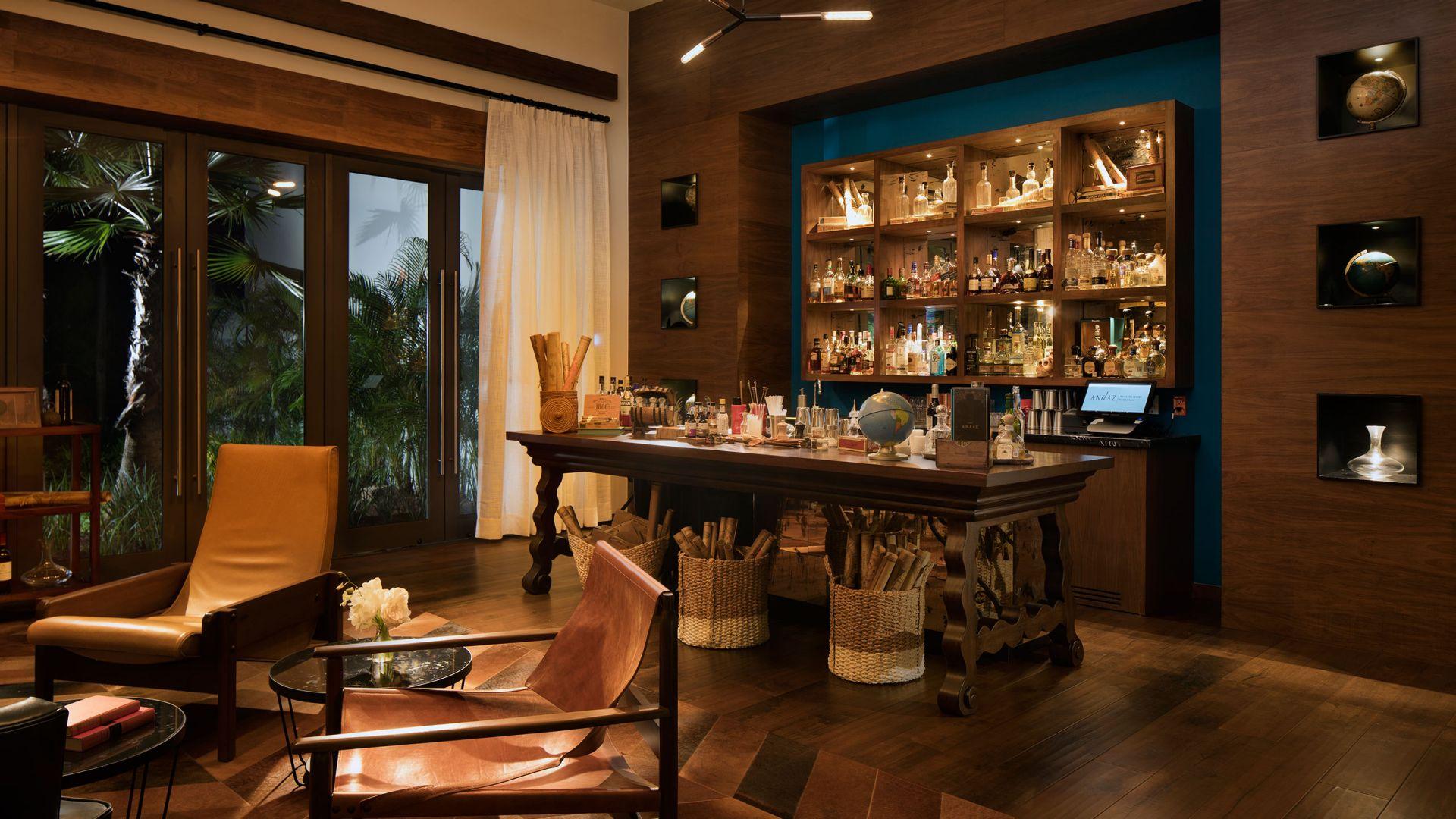Andaz Mayakoba Resort Riviera Maya casa amate
