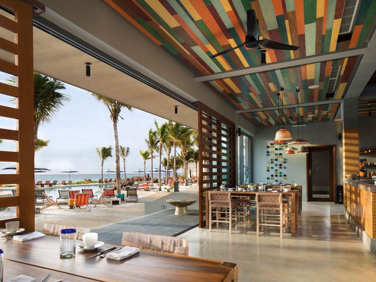 Andaz Mayakoba Resort Riviera Maya Olla Taco