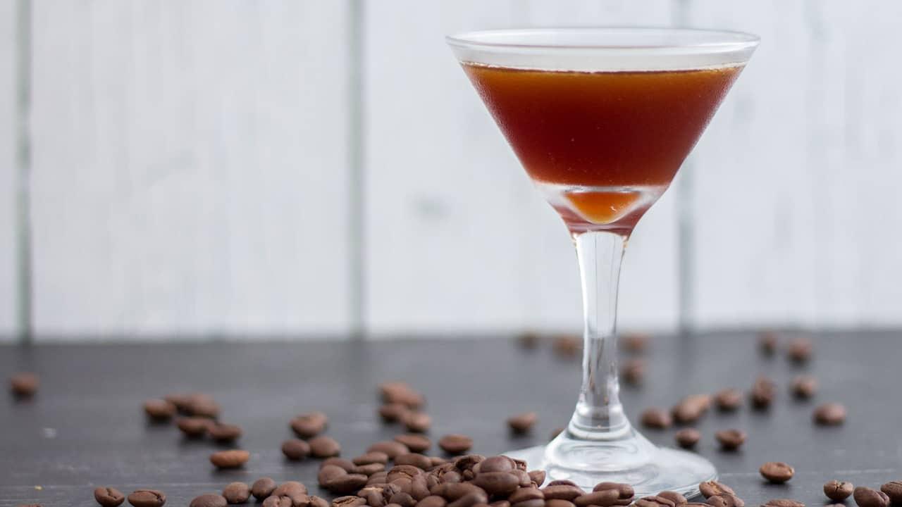 Veranda Lounge and Bar (Veranda Classic Espresso Martini) - Grand Hyatt Bali