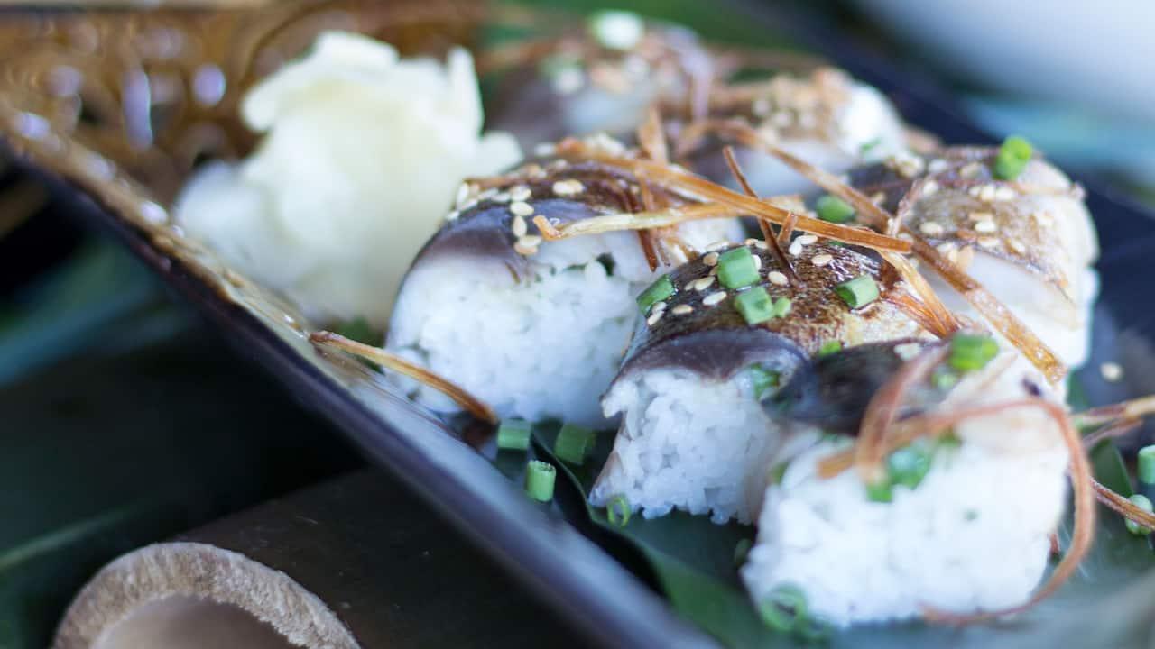 Nampu Japanese Restaurant (Nampu Sushi Mackerel)