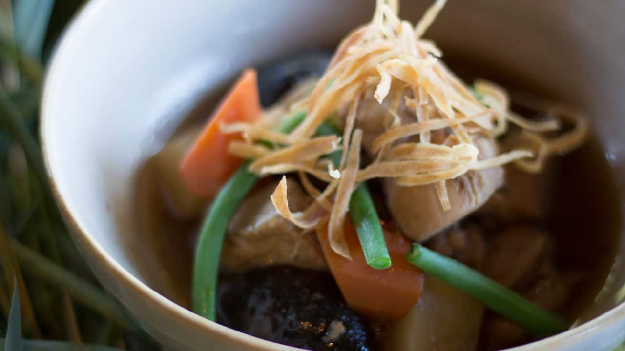 Nampu Japanese Restaurant - Grand Hyatt Bali