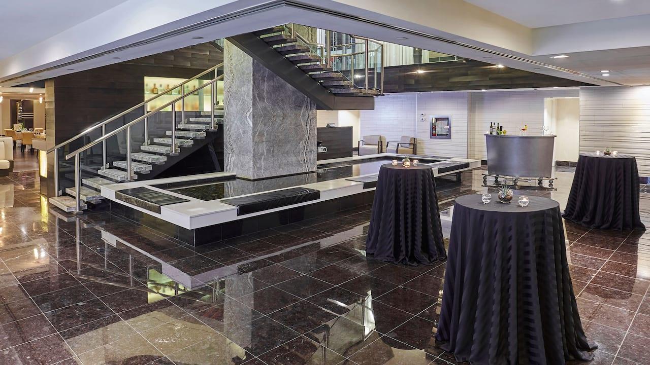 Hyatt Regency Toronto KSS Lounge