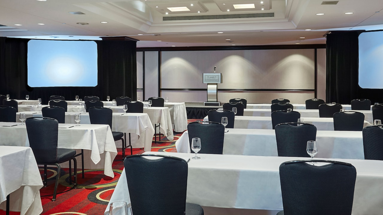 Hyatt Regency Toronto Meetings