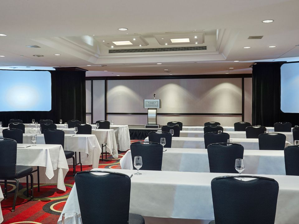 Hyatt Regency Toronto Meeting Space