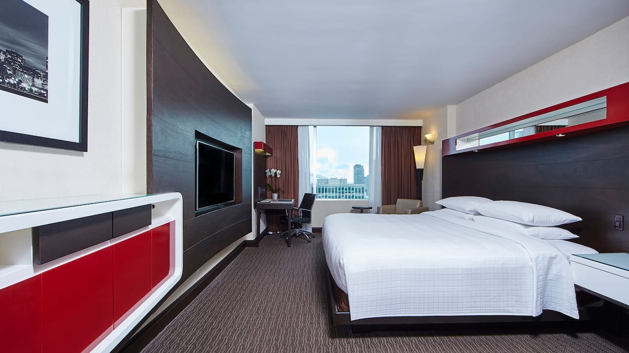 Hyatt Regency Toronto King Room