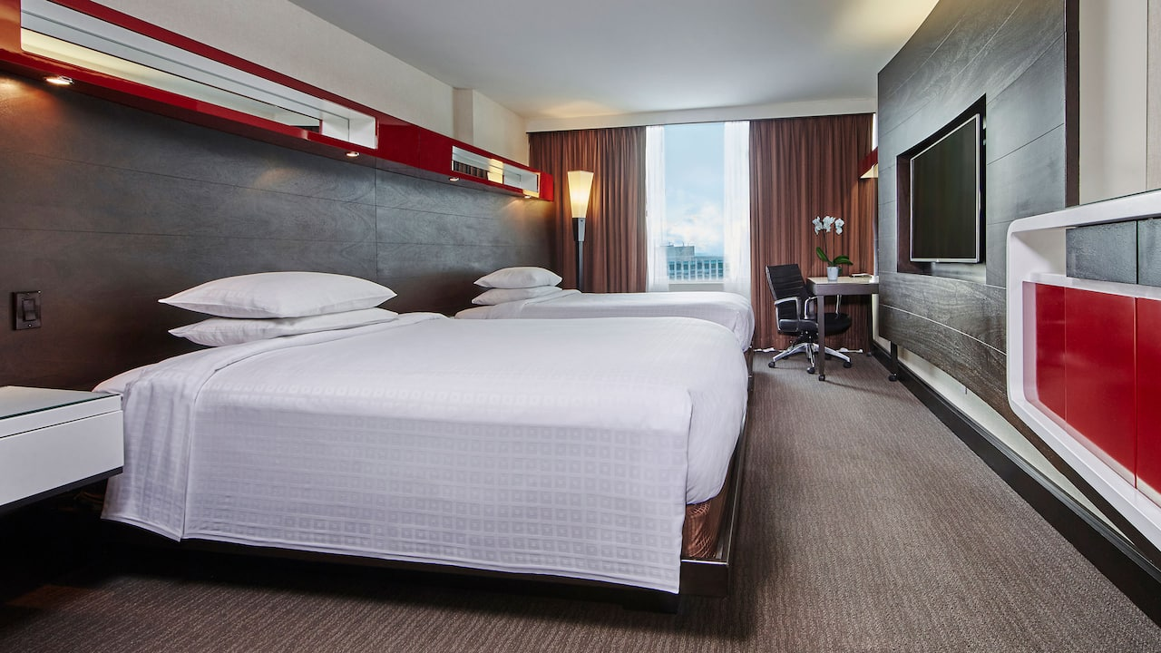 Hyatt Regency Toronto Double Room