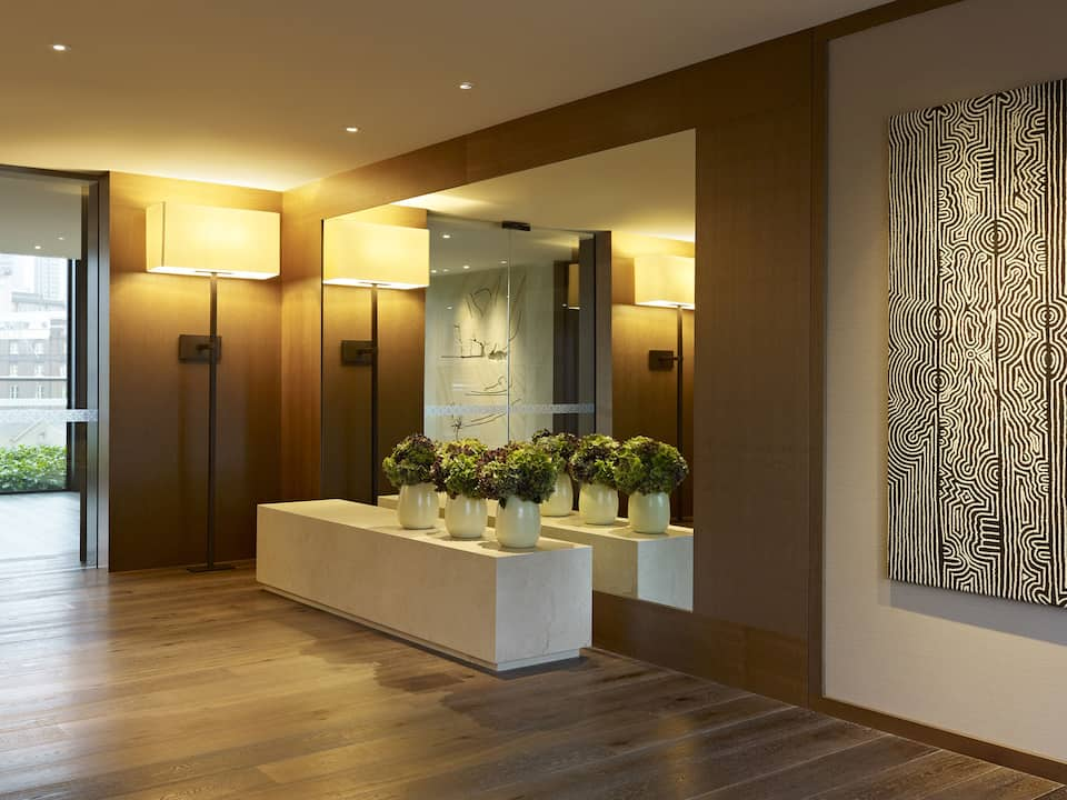 The Spa Lobby