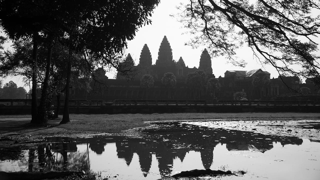 Angkor Getaway