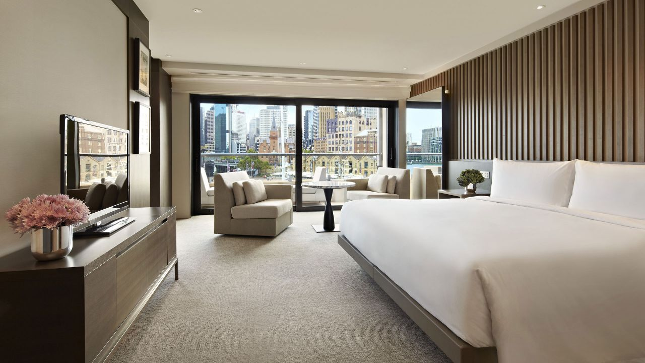 Quay Suite Bedroom