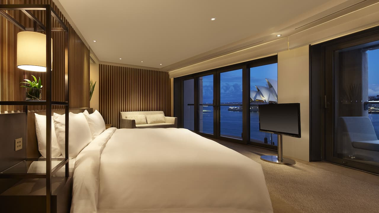 Harbour Suite Bedroom
