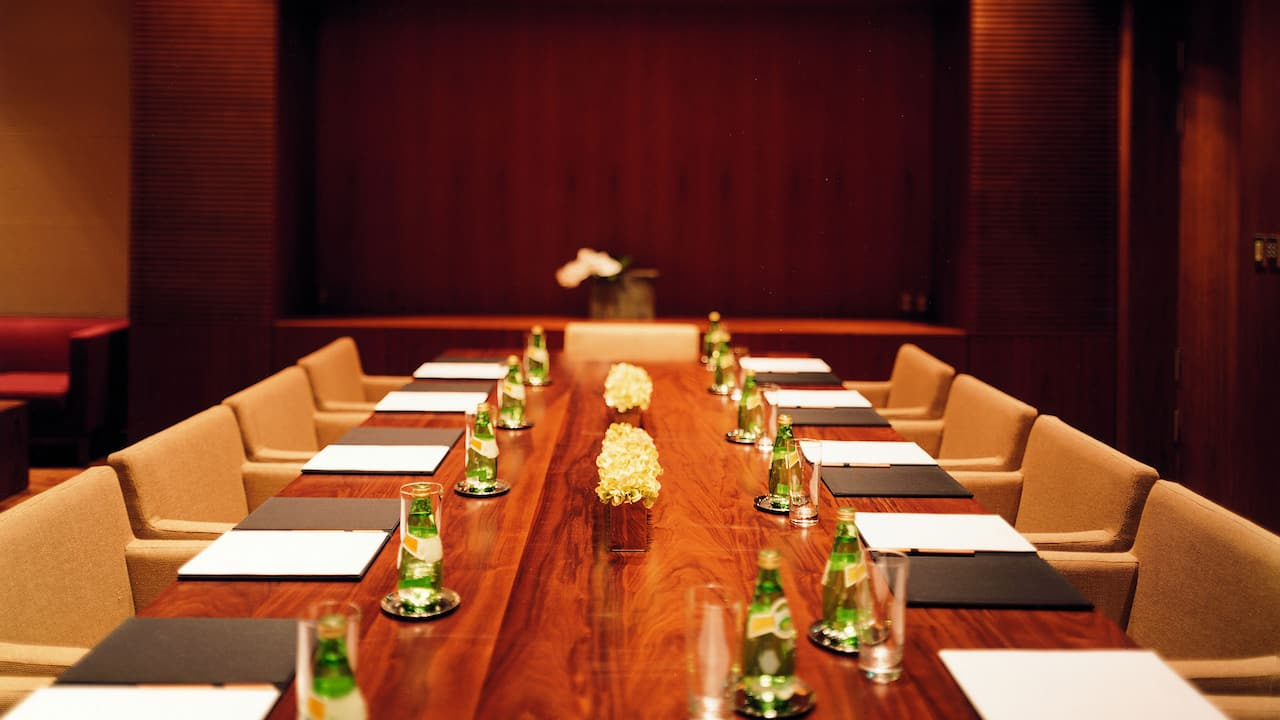 Park Hyatt Seoul Meeting Room
