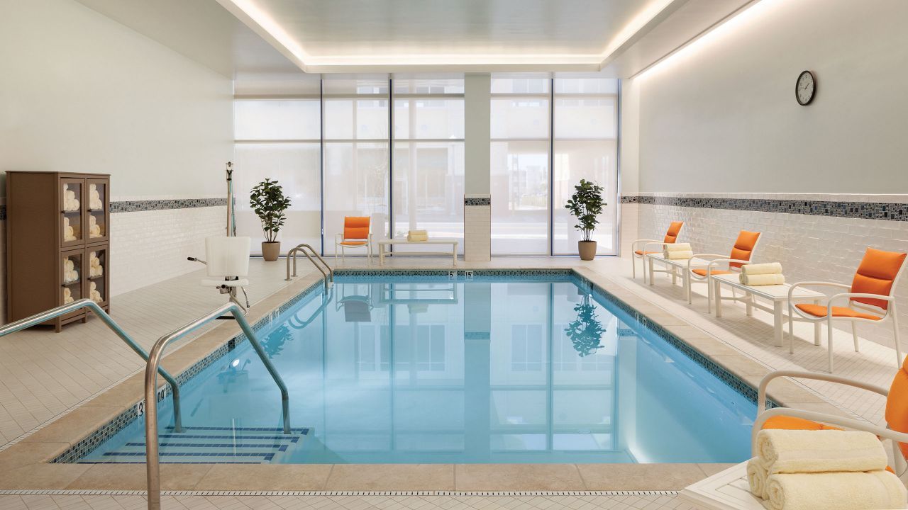 Hyatt House Virginia Beach Indoor Pool