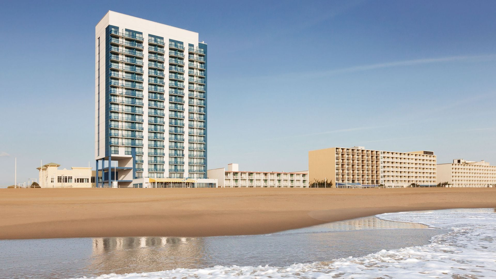 Hyatt House Virginia Beach Exterior