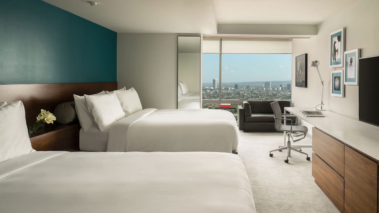 ANDAZ WEST HOLLYWOOD (ANDAZ) | Double Queen