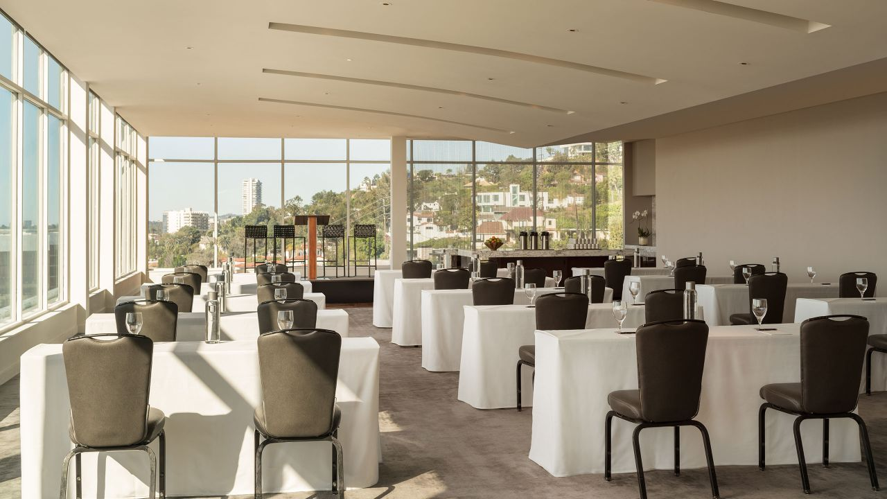 ANDAZ WEST HOLLYWOOD (ANDAZ) | Catering