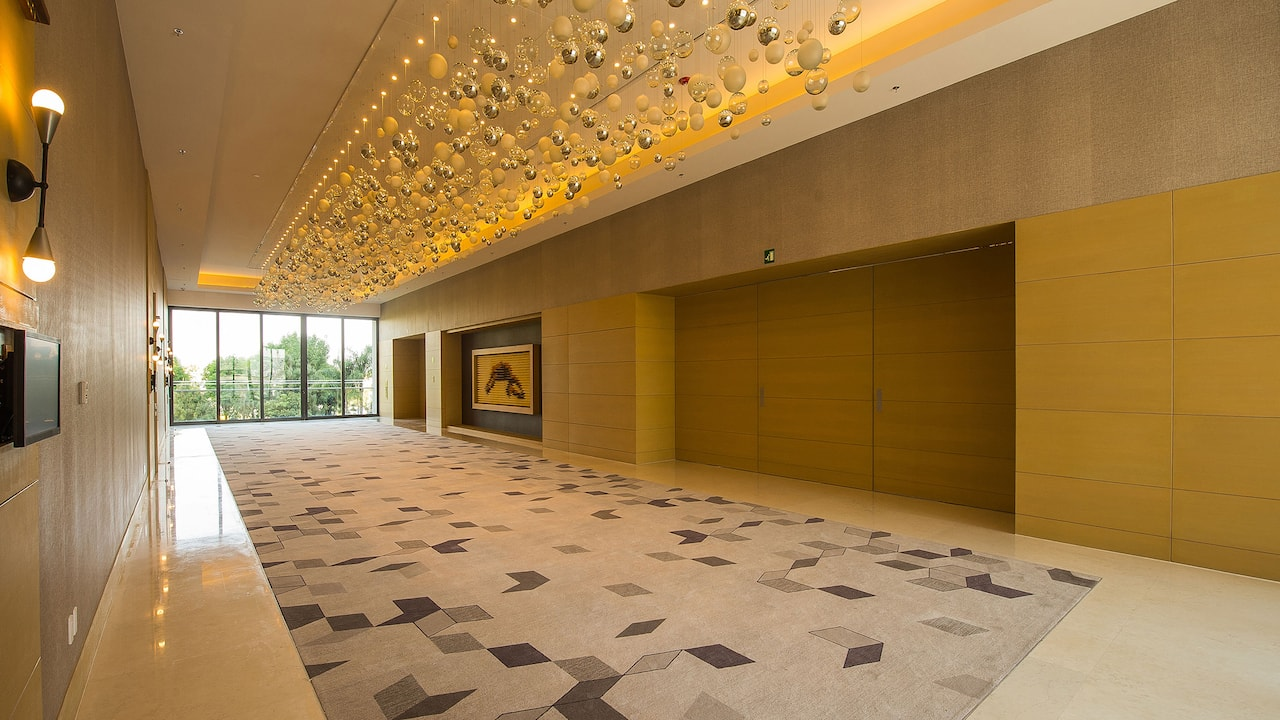 meeting foyer