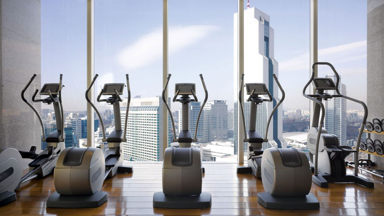 Park Hyatt Club Fitness Studio I
