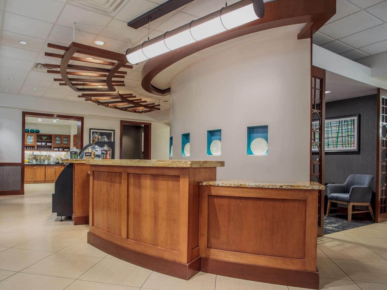 Hyatt Place Cincinnati / Blue Ash Front Desk