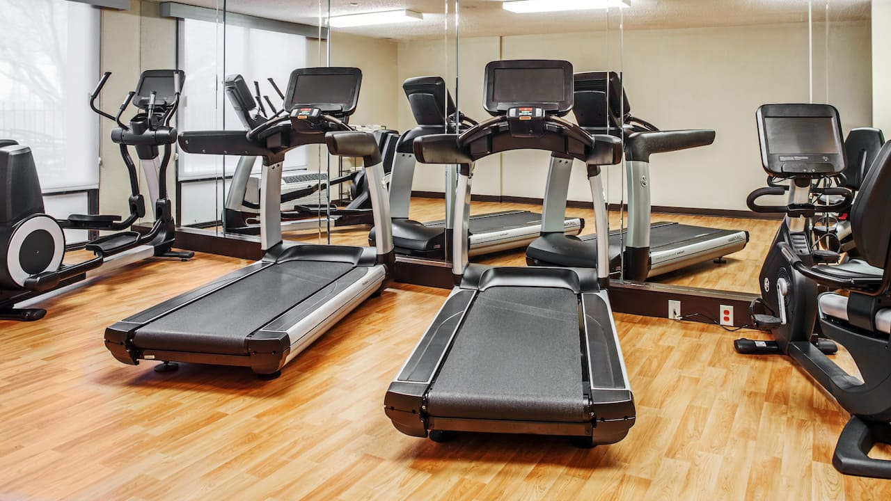 Hyatt Place Cincinnati / Blue Ash 24/7 Gym