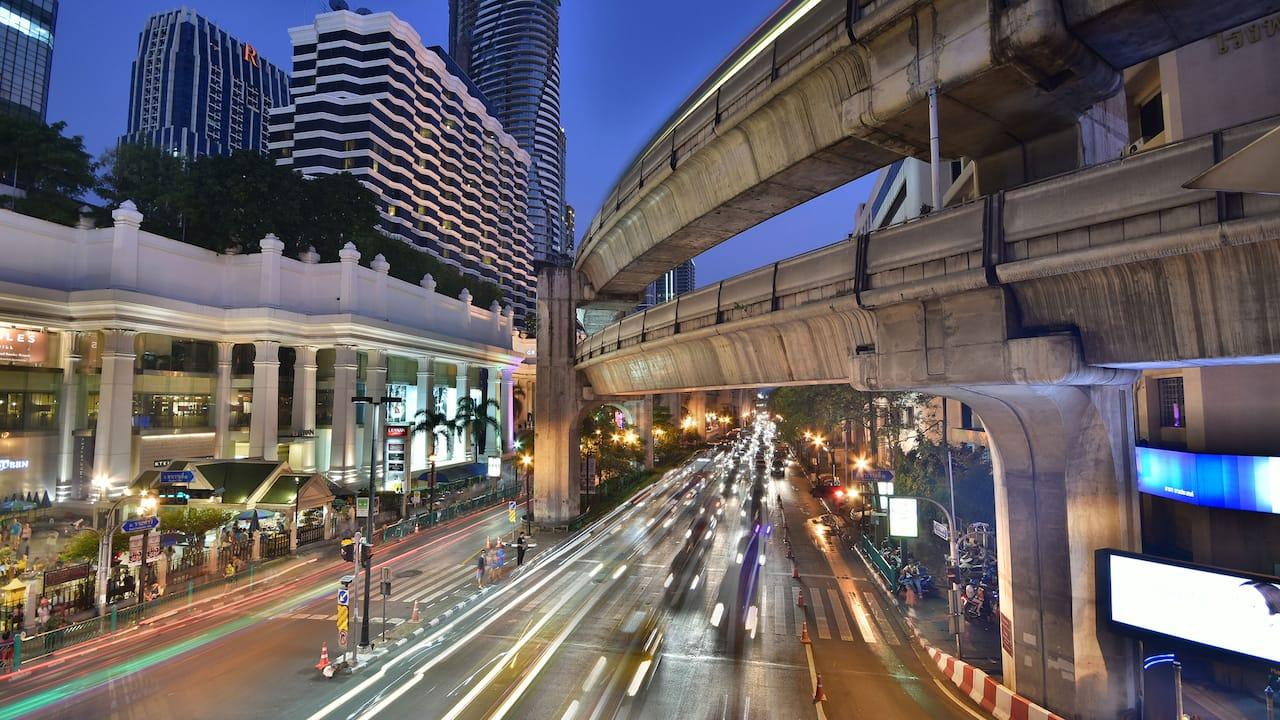 Hotel Road