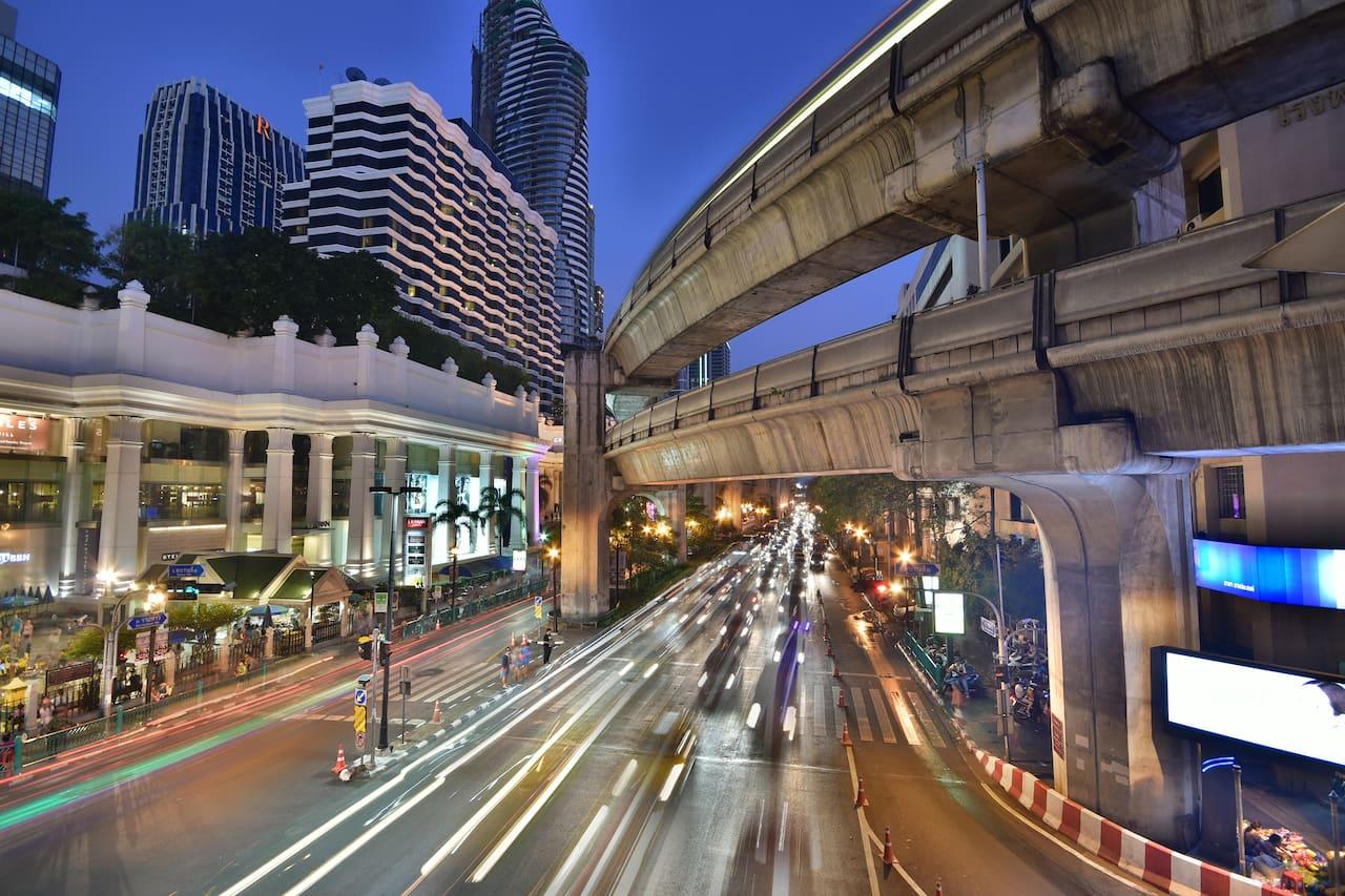 Bangkok City Hotel - Grand Hyatt Erawan Bangkok