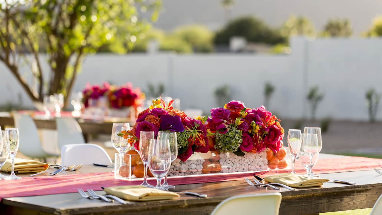 Meetings & Events at Andaz Scottsdale