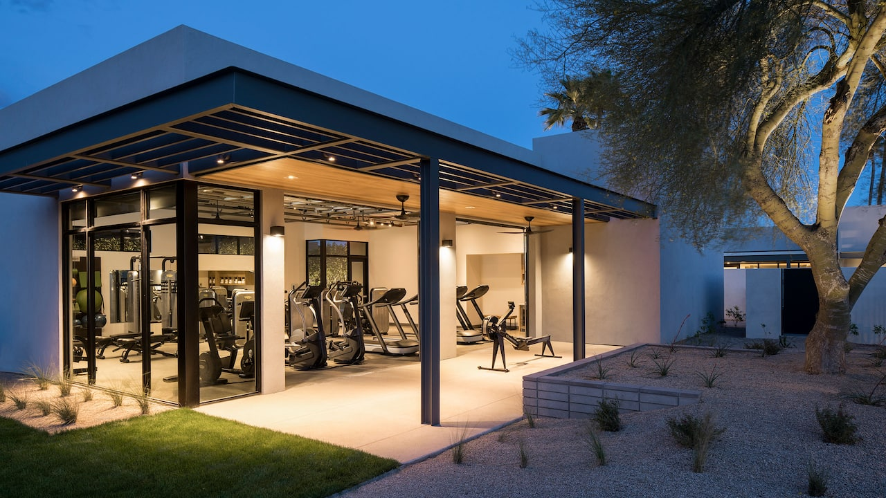 Andaz Scottsdale Fitness Center