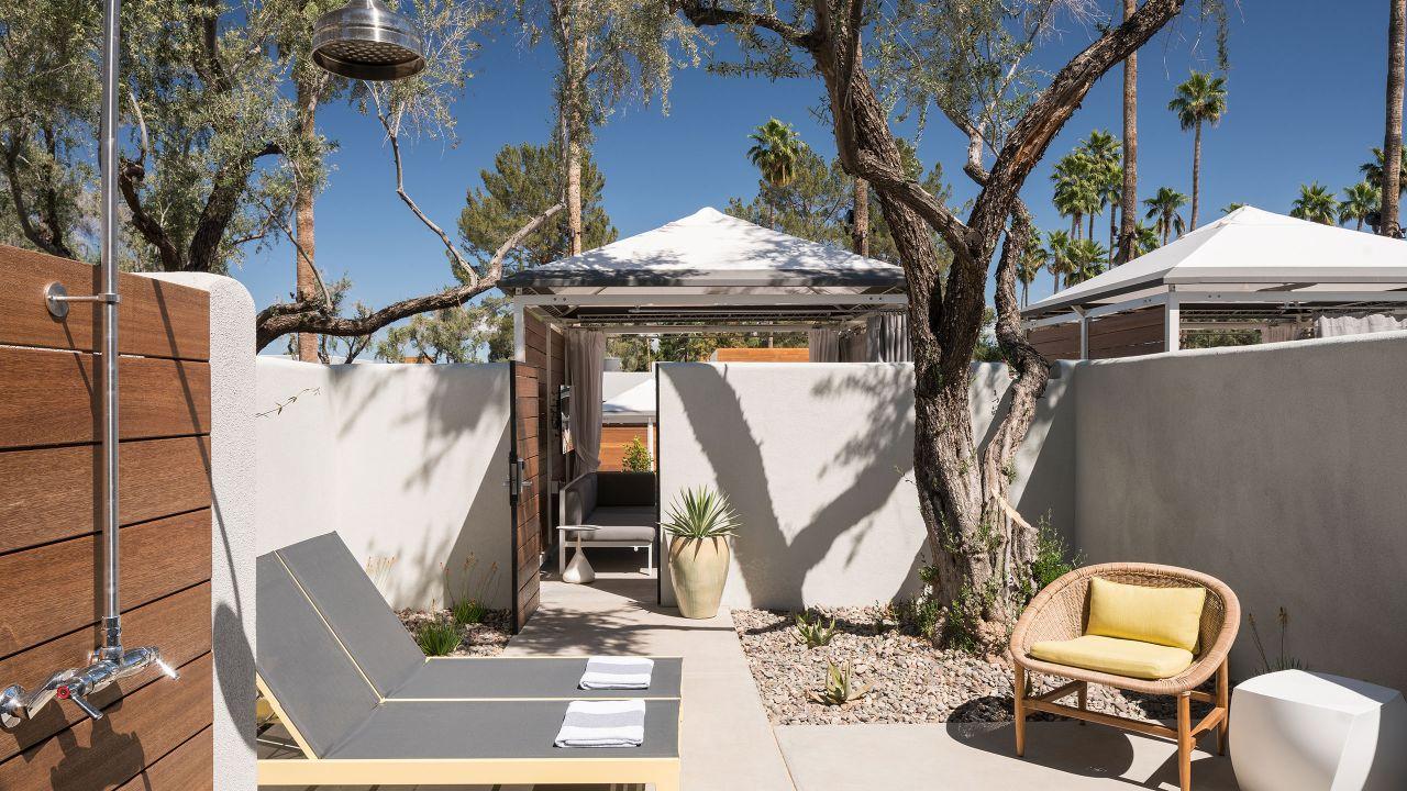Andaz Scottsdale Bungalow Cabana
