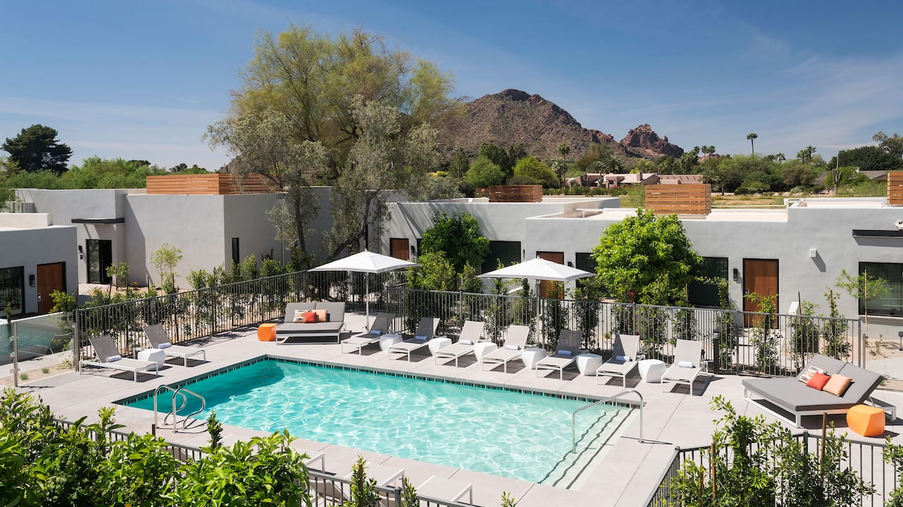 Andaz Scottsdale Retreat Pool