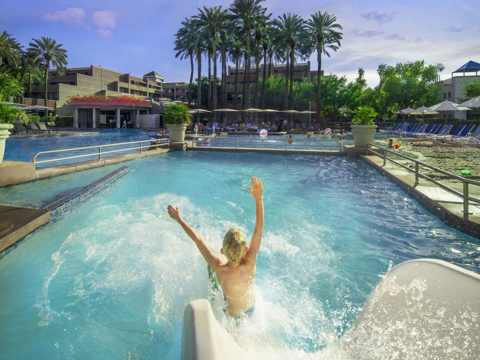 Family Hotels in Scottsdale, AZ – Hyatt Regency Scottsdale Resort & Spa at Gainey Ranch