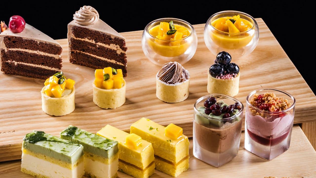 Market Cafe Dessert