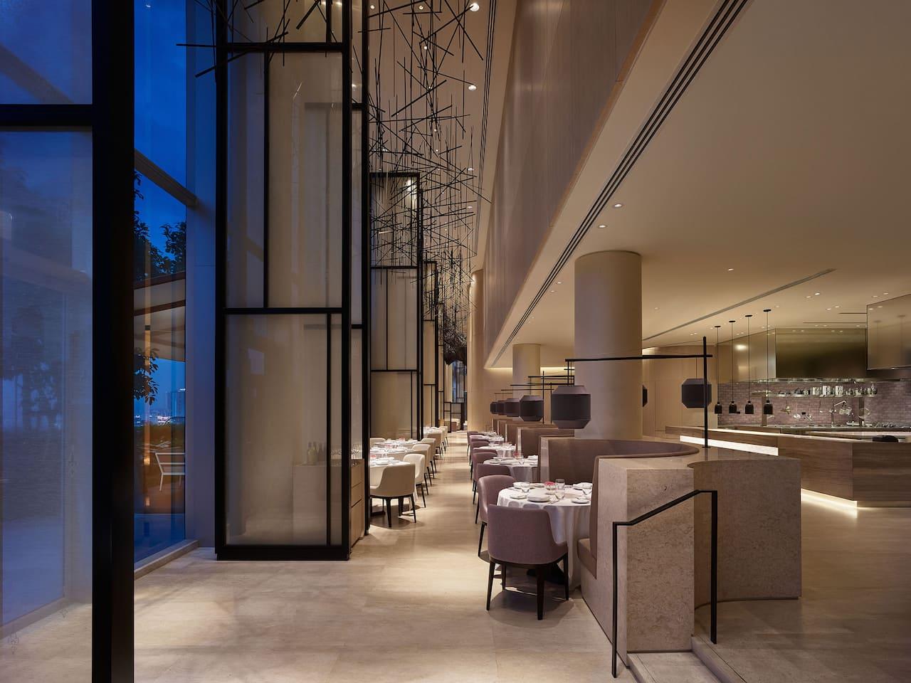 Best European Restaurant in Bangkok - Embassy Room