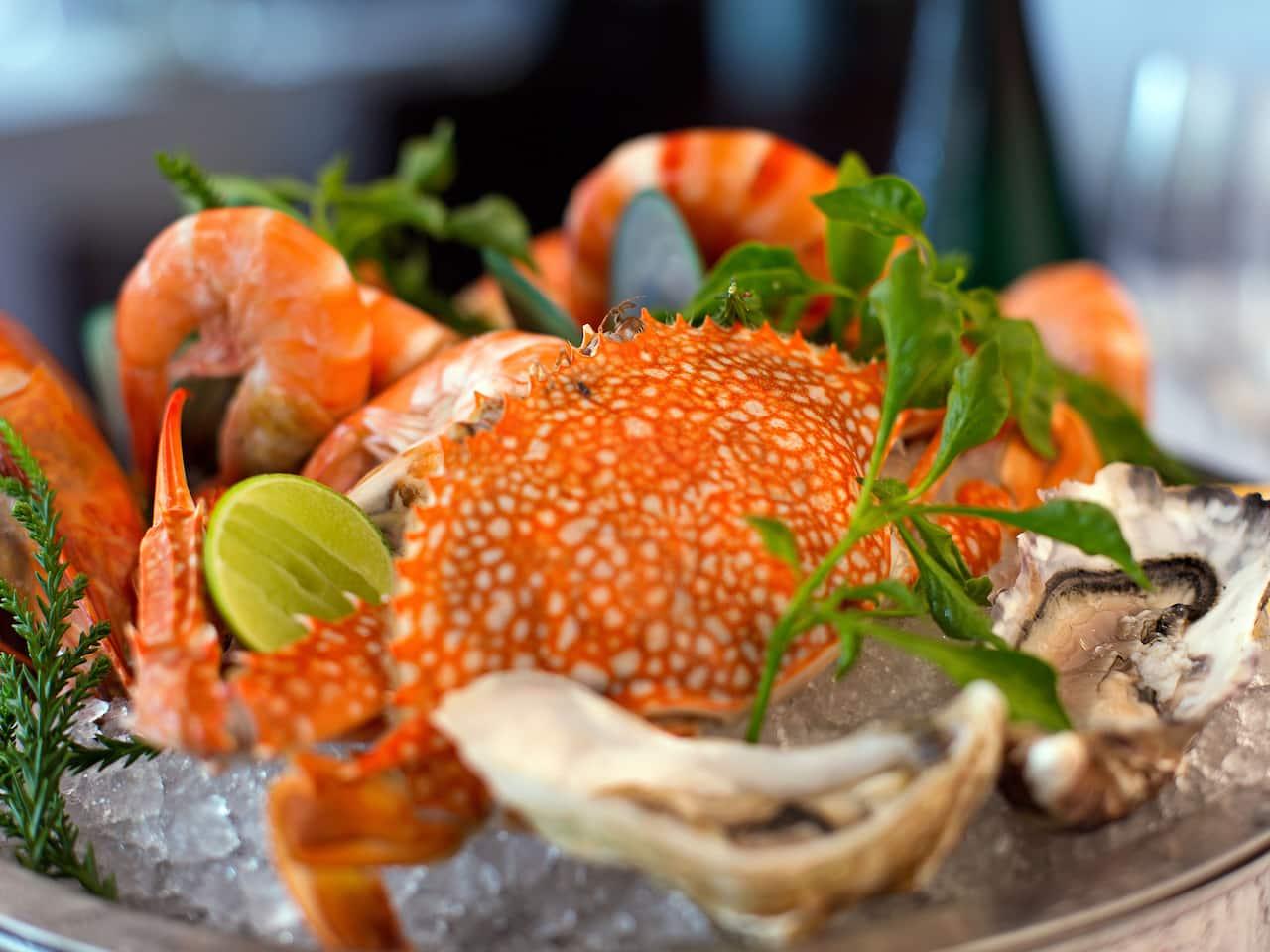 5-star Phuket Hotel in Kamala Beach Seafood