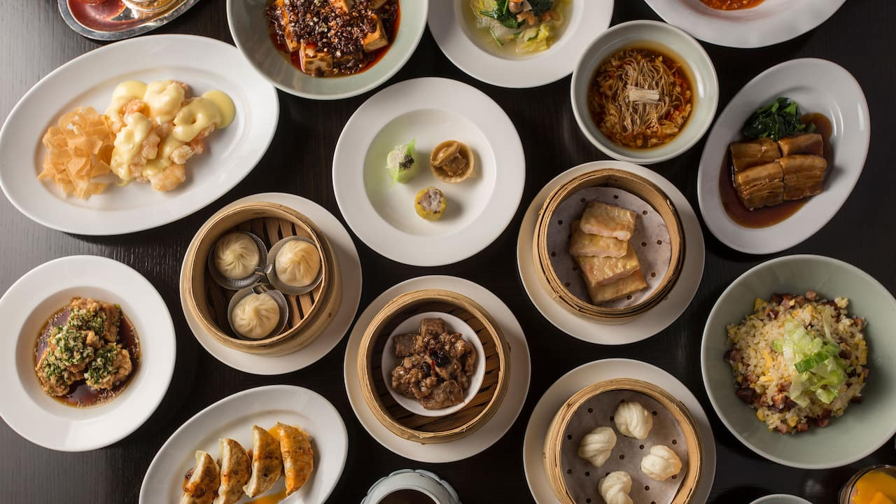 unlimited dim sum and bao