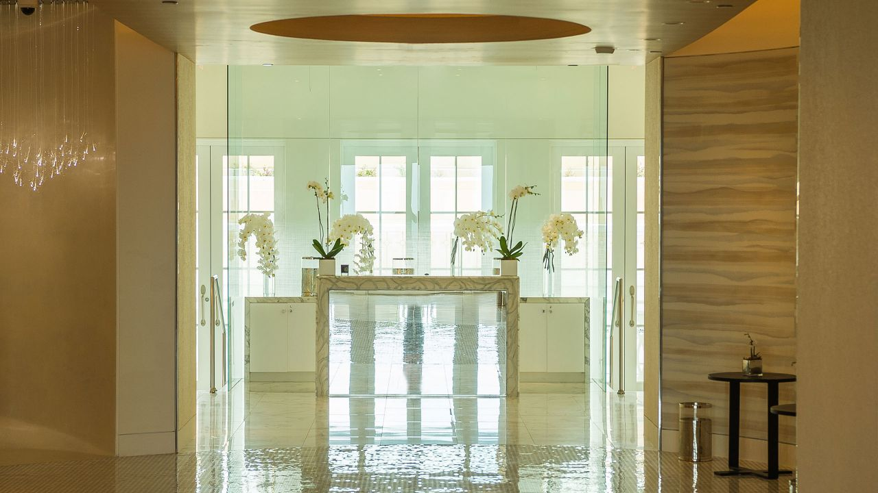 ESPA Front Desk Grand Hyatt Baha Mar