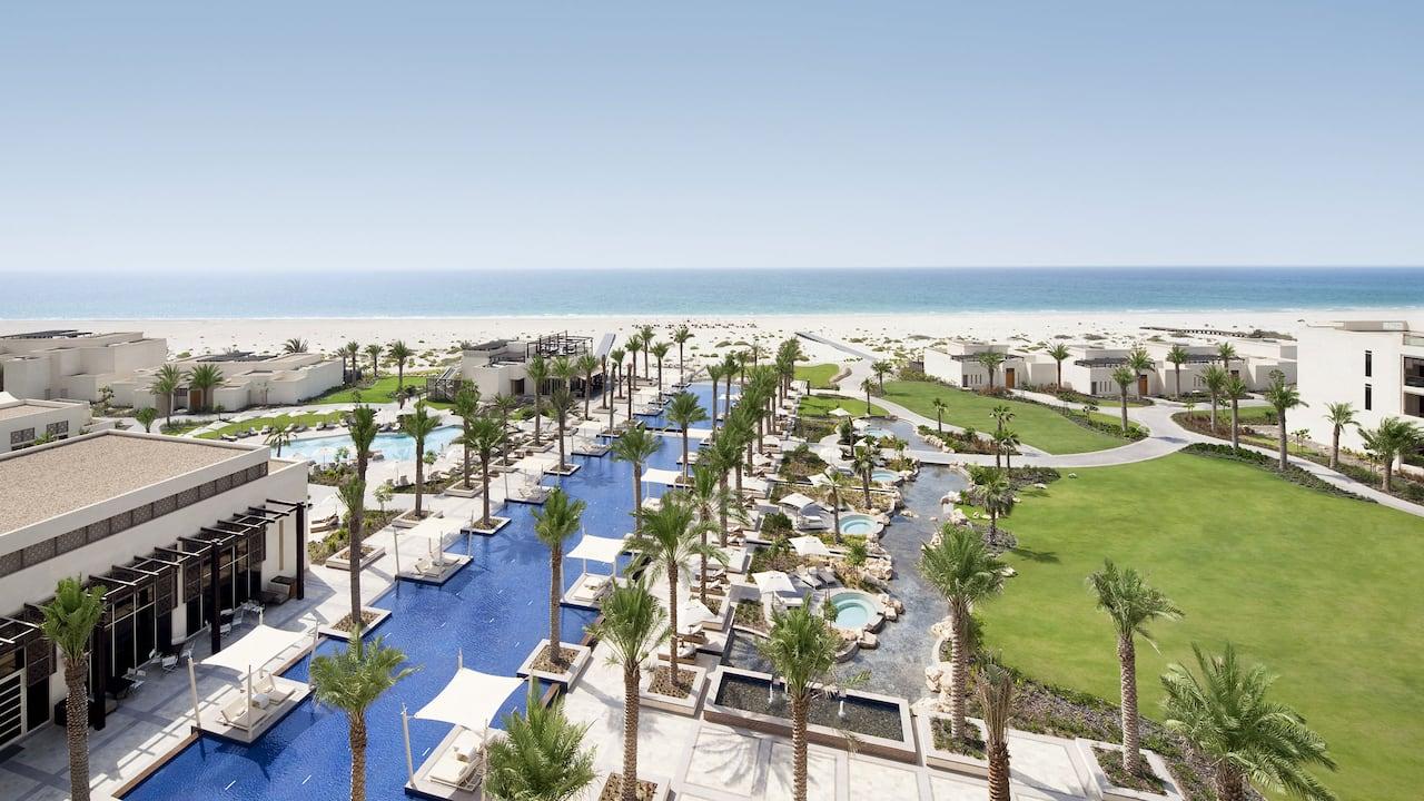 Abu Dhabi hotel tour