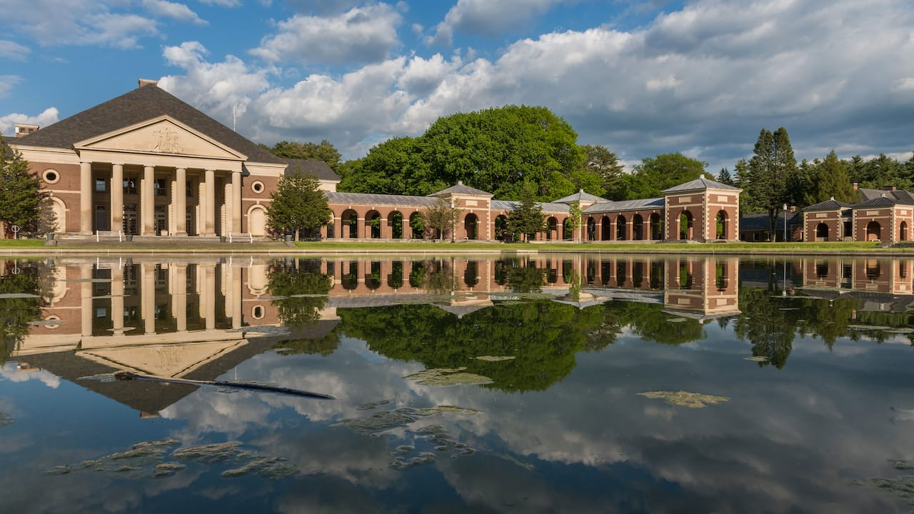 Performing Arts Center Reflection Pond