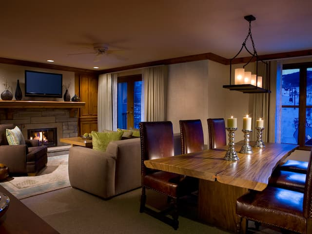 Park Hyatt Beaver Creek Chadwick Suite
