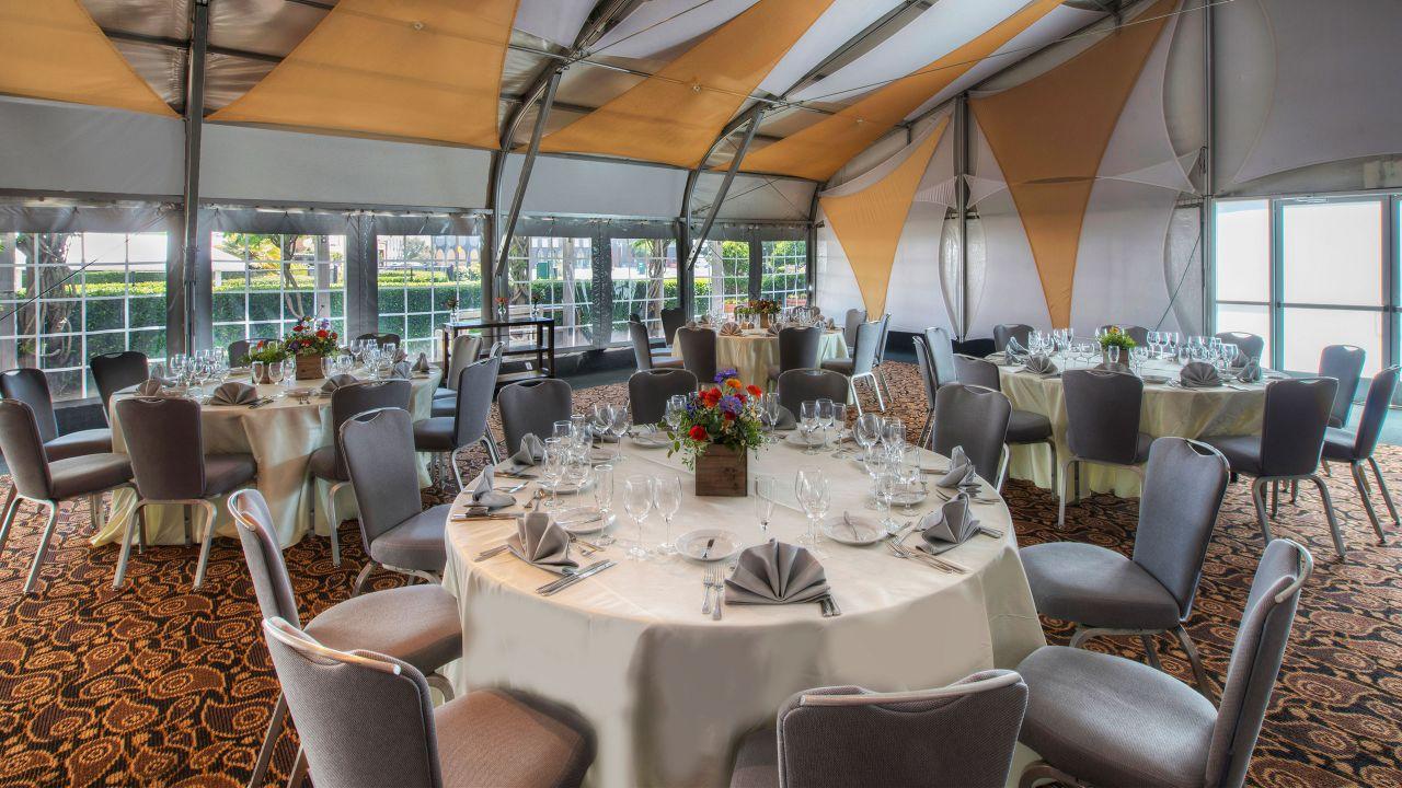 Pool Pavilion Banquet