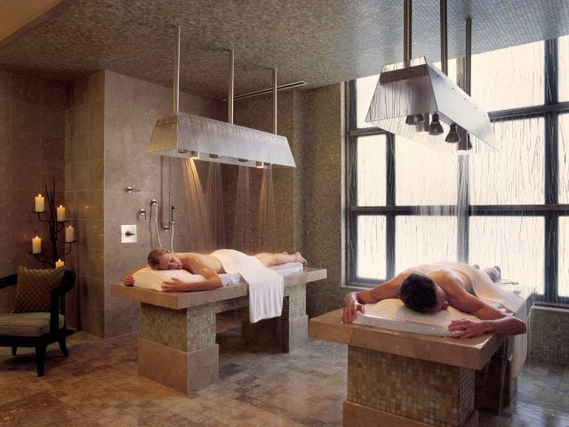 Park Hyatt Beaver Creek Vichy Shower