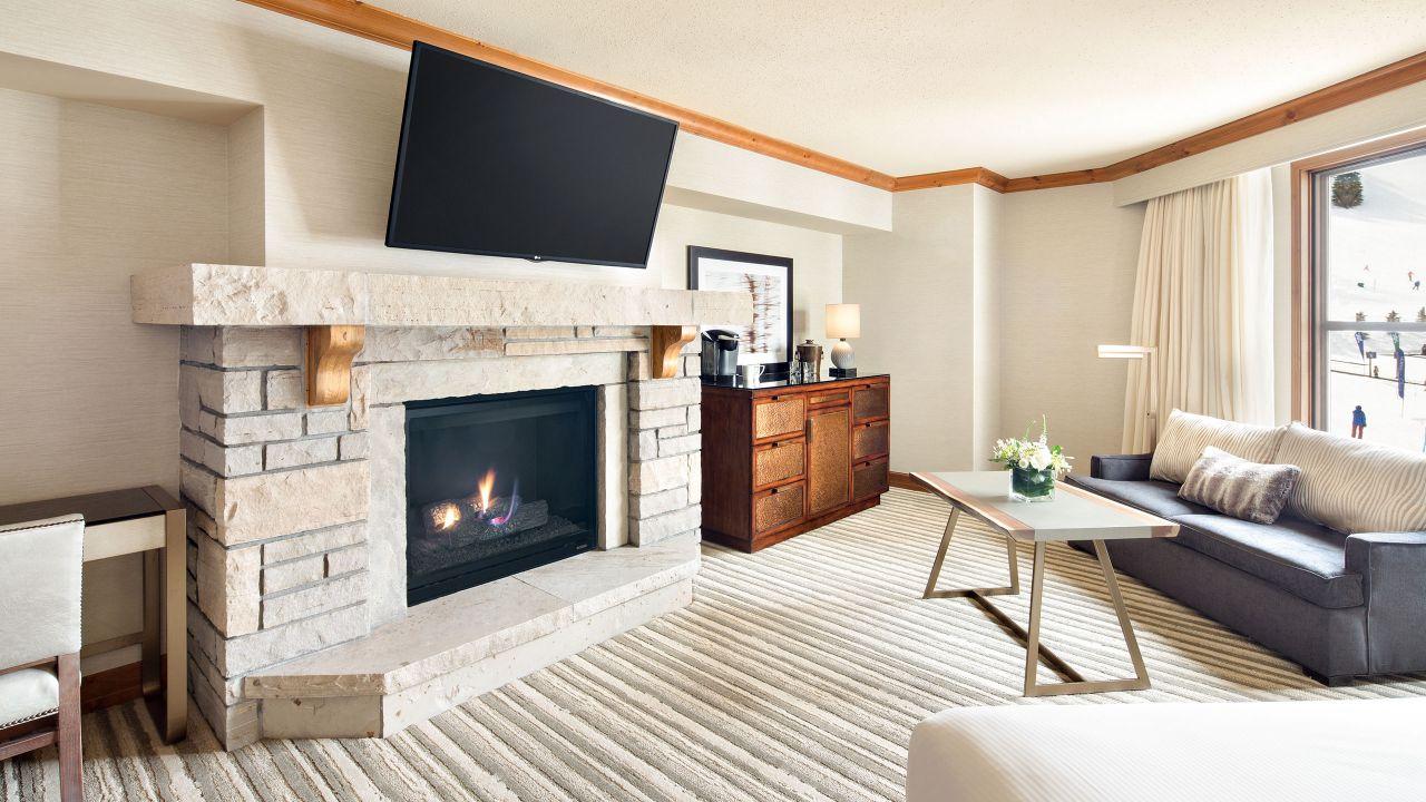 Park Fireside Suite