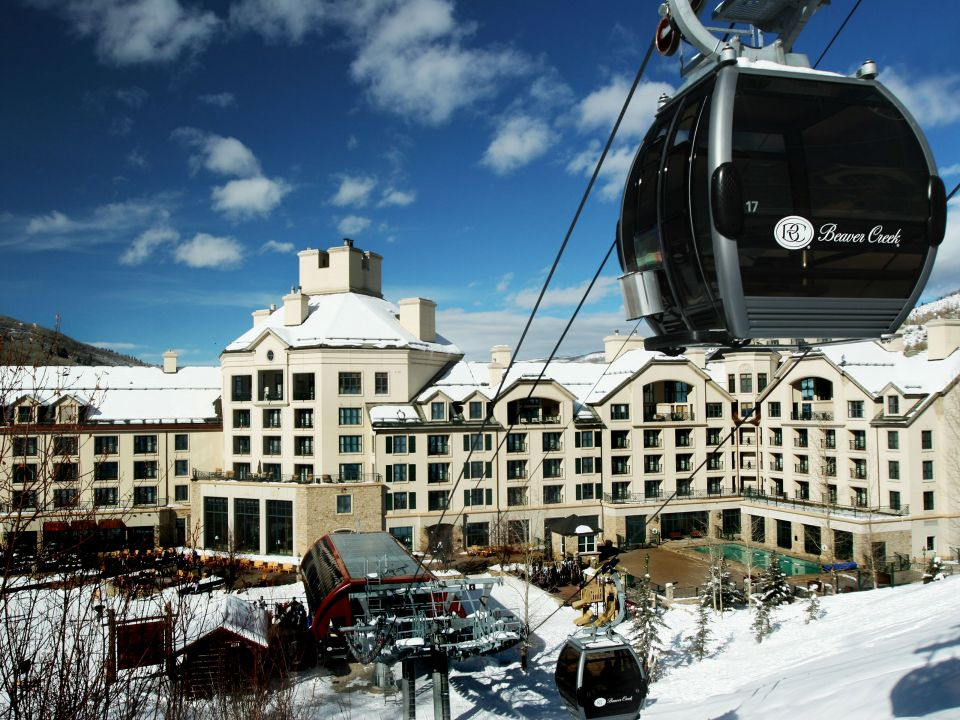 Park Hyatt Beaver Creek Ski Lift