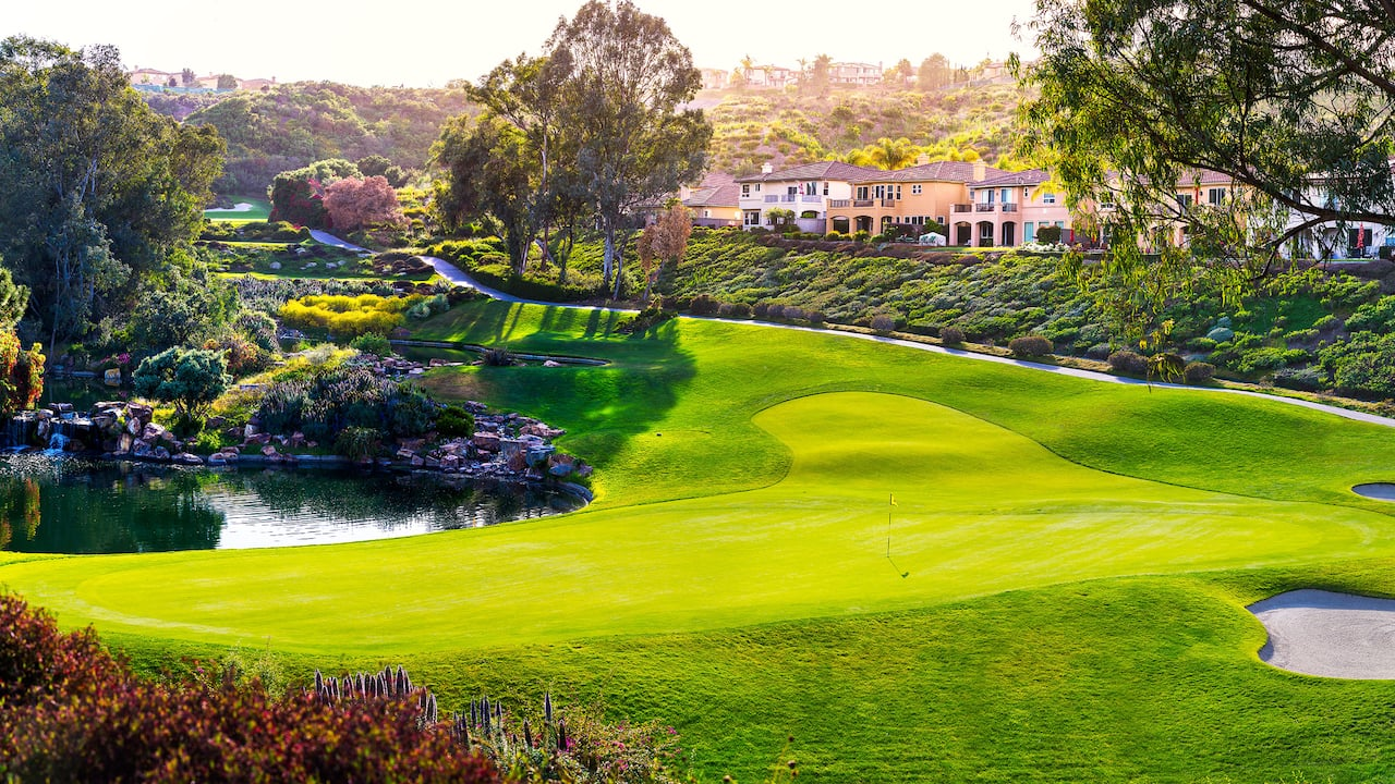 Golf Hole 14