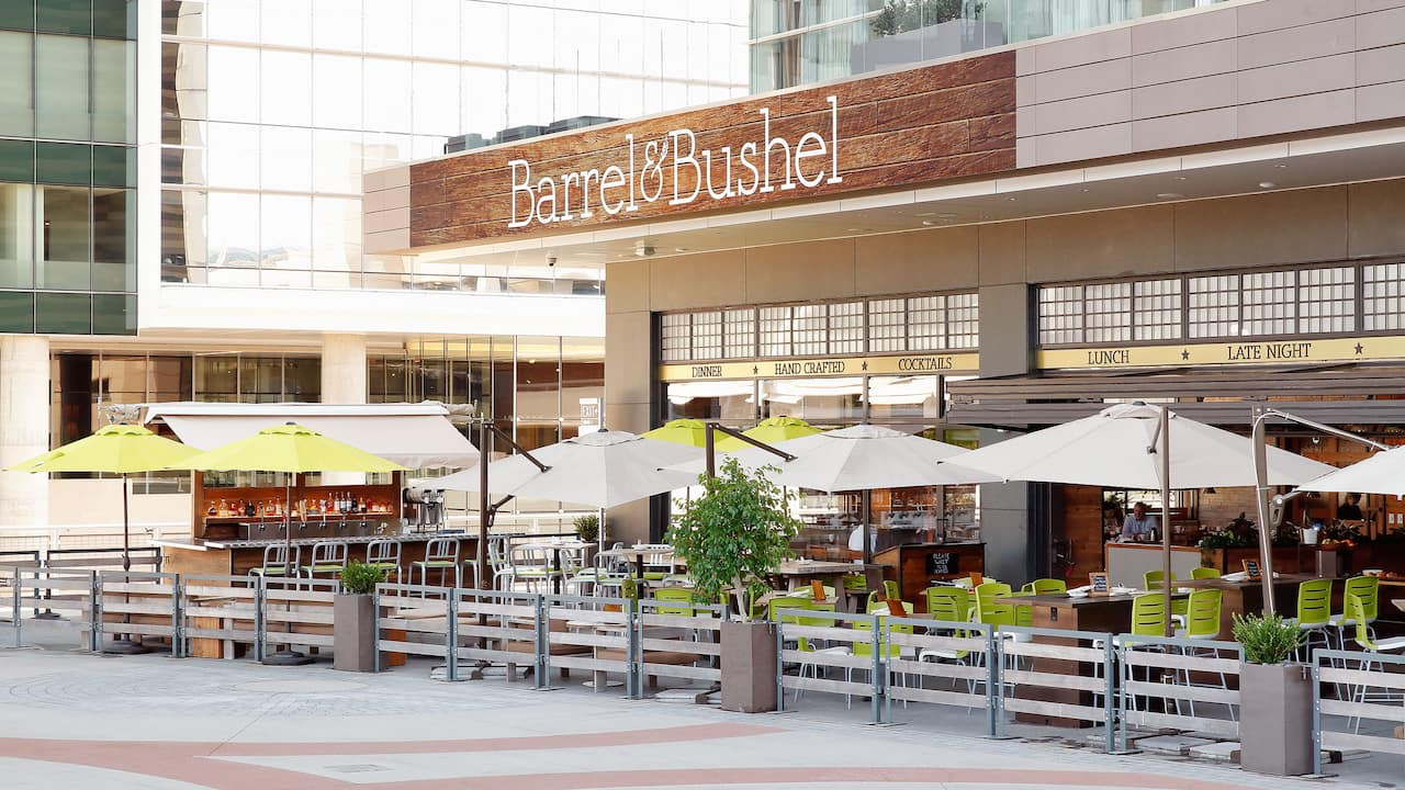 Barrel and Bushel Restaurant Hyatt Regency Tysons Corner Center