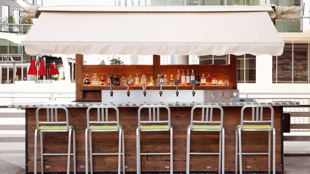 Bar Seating Hyatt Regency Tysons Corner Center