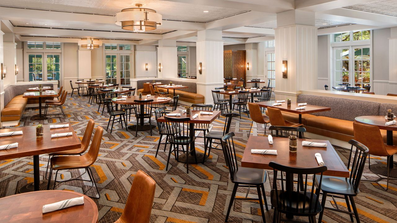 Springhouse Café Hyatt Regency Hill Country Resort and Spa